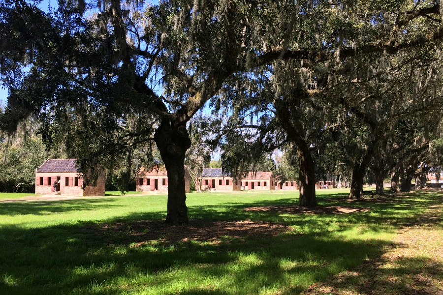 Boone Hall Plantation, located in Mount Pleasant, South Carolina is a must-see attraction when visiting Charleston. A working plantation with southern charm features the beautiful Avenue of Oaks, 9 original slave cabins, a colonial revival 1936 mansion tour and Gullah culture theatrical performance. Used in the filming of North and South, Queen, the Tempest, and The Notebook.