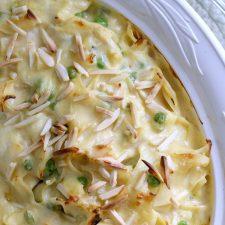 Creamy Chicken Noodle Casserole