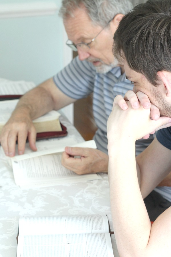 Training in righteousness is primarily the responsibility of the parents. But, by extension, grandparents can have an impact on spiritual teaching as well. Here is a list of 20 bible verses relating to passing the torch to the generations.