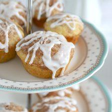 Orange Cranberry Streusel Muffins