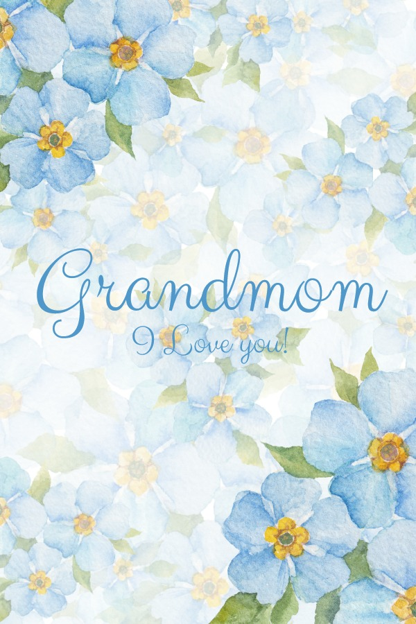Collection of quotes for Mother's Day about Mom and Grandmother that speak of the gifts, strengths and encouragement received from these loved ones.