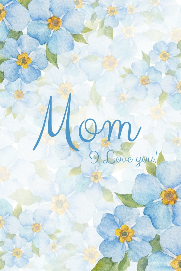 Loving quotes for Mother's Day about Mom, speaks of the gifts, strengths, encouragement and hope we have received from the one we call, Mom.