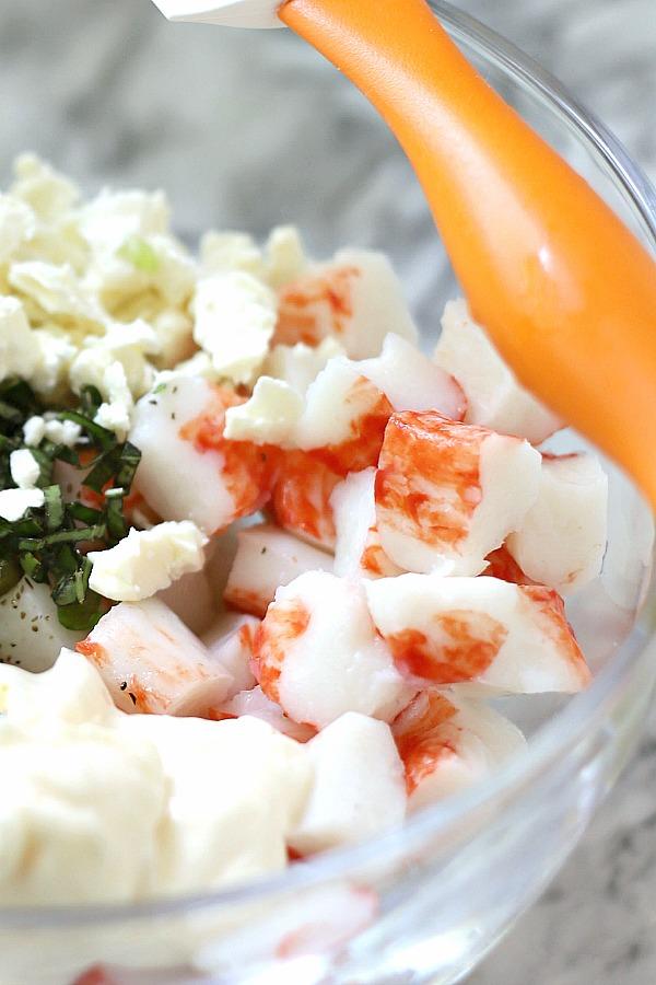 Imitation crab for pasta crab salad recipe