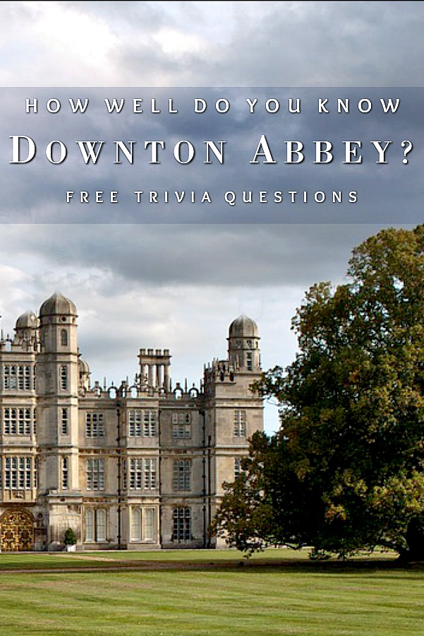 How well do you know Downton Abbey? Share these FREE printable Downton Abbey Trivia questions at your next English tea or dinner party and see who remembers best the events and characters of the beloved series.