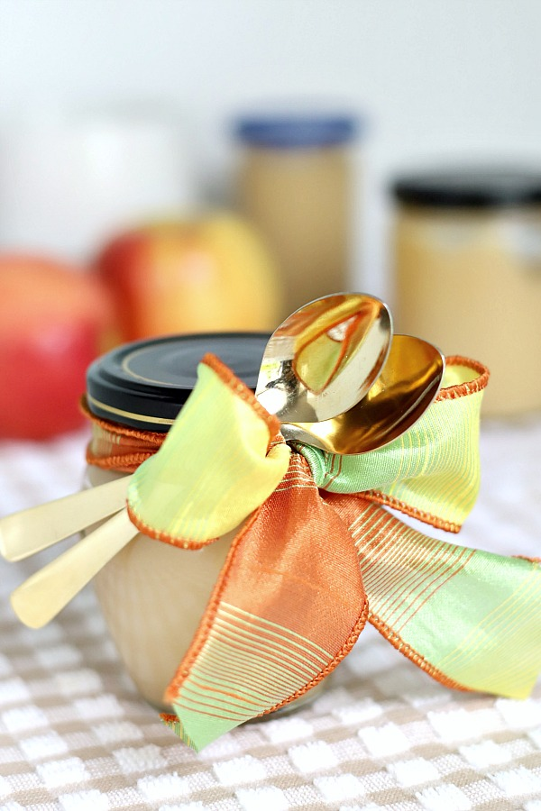 Give a yummy homemade food-gift that is quick and easy to make. Caramel sauce, made with condensed milk is delicious on ice cream, apple pie, apple sliced and cakes. Tie with a ribbon for holiday, birthday or a just-because treat.