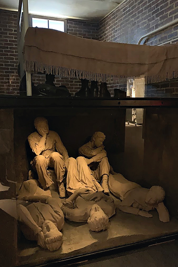 What is a Hero and bravery and courage? Visit the National Liberty Museum, located in the heart of historic Philadelphia, dedicated to preserving America's heritage of freedom.