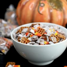 Autumn Puppy Chow