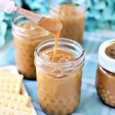 Amish Peanut Butter Church Spread