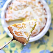 Lemon Danish Pie