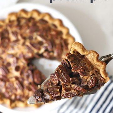 A decadent dessert, chocolate pecan pie is a classic old-fashioned favorite. Easy recipe using dark chocolate, espresso powder & corn syrup.