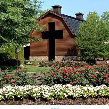 When near Charlotte, NC, visit the Billy Graham Library where Ruth and Billy are interred. Stroll through the barn-shaped building designed to reflect his journey from a humble farm boy to a world-renowned ambassador of God's love.