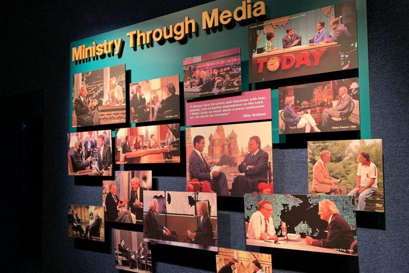 Billy Graham Media Ministry