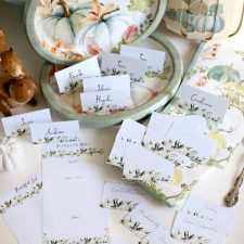Thanksgiving Table Printables