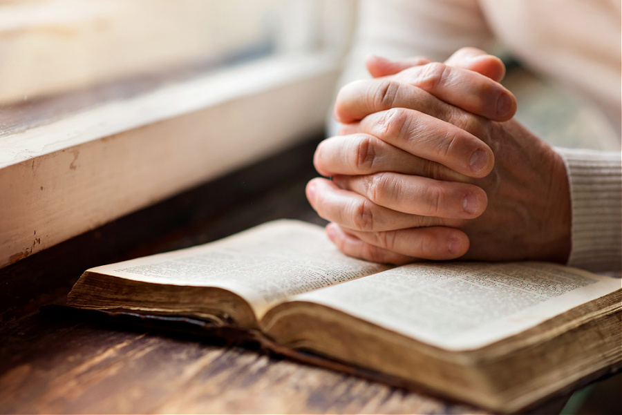 Hope in prayer and praying for adult children
